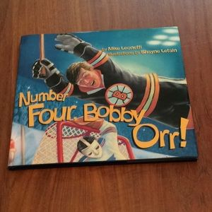 Number Four, Bobby Orr Mike Leonetti